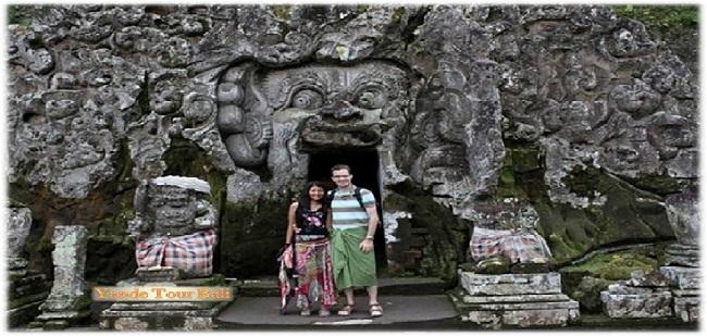 goa gajah elephant cave temple yande tour bali. Black Bedroom Furniture Sets. Home Design Ideas